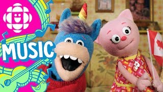 Studio K Sings a Love Letter to Canada  CBC Kids