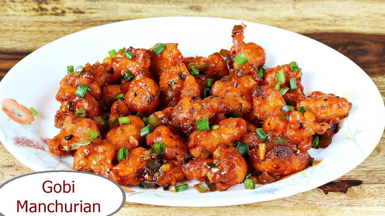 Gobi Manchurian Recipe How To Make Cauliflower Manchurian