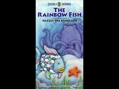The Rainbow Fish/Dazzle The Dinosaur