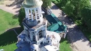 Секс на колокольне монастыря в Борисоглебске. 18+)