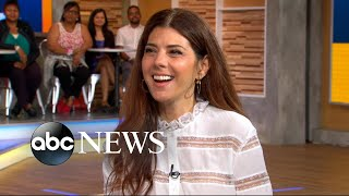 Video Marisa Tomei dishes on 'Spider-Man: Homecoming' download MP3, 3GP, MP4, WEBM, AVI, FLV Juni 2017