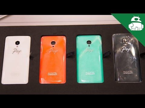 Alcatel Onetouch Pop Up First Look!