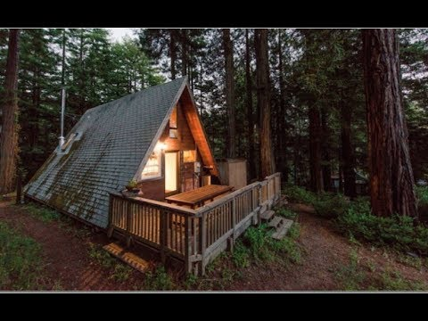 300sqft Tiny House In Forest Very Beautiful And Incredible