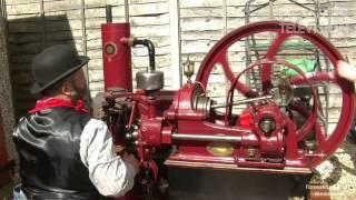 Двигатель Рустон и Хорнсби
