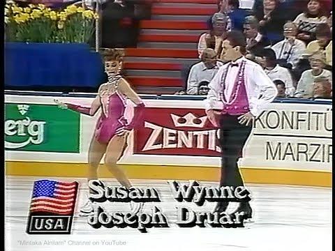 Susan Wynne and Joseph Druar 1990 Worlds (Halifax) Free Dance