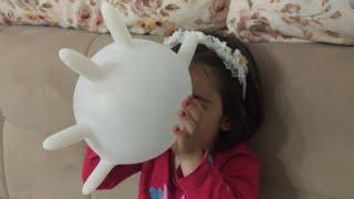 Zeynepin Burnunu Kedi Isırdı Burnu Balon Gibi Şişti   Eğlenceli Çocuk Videoları