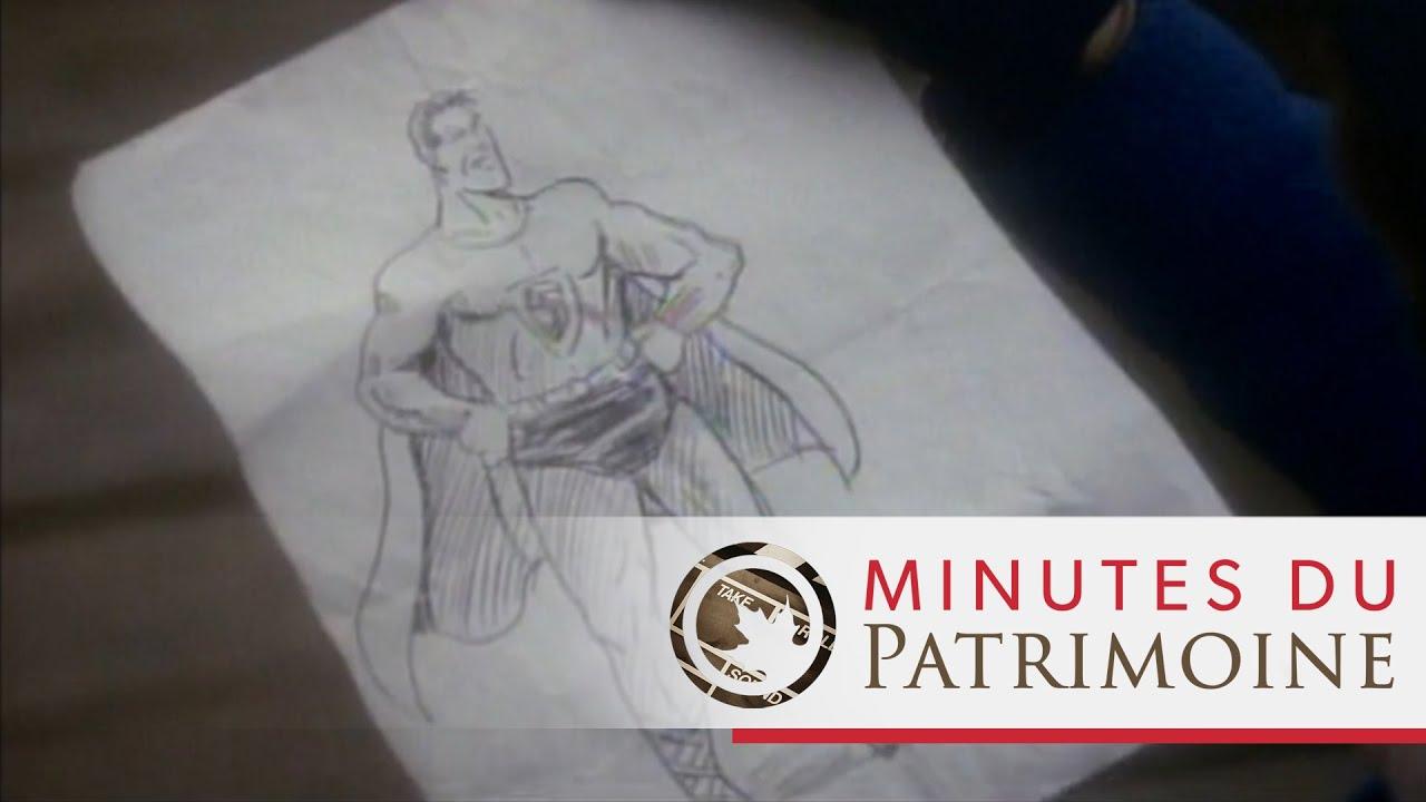 Minutes du patrimoine : Superman