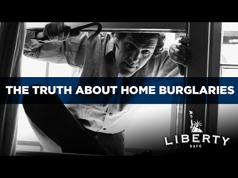 The Truth About Home Burglaries