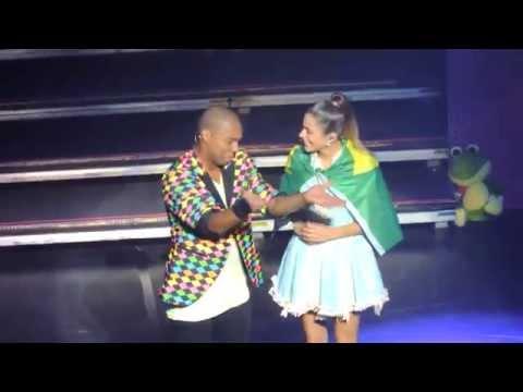 Violetta Live Brasil (São Paulo) - Agradecimentos, Crecimos Juntos e  Soy mi mejor momento