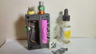 How To Make Vape! || Cara buat Vape Sederhana!