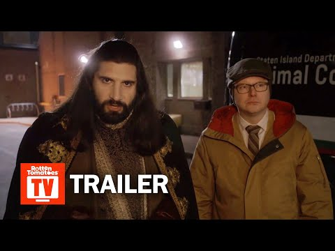 What We Do In The Shadows S01E05 Trailer | 'Animal Control' | Rotten Tomatoes TV
