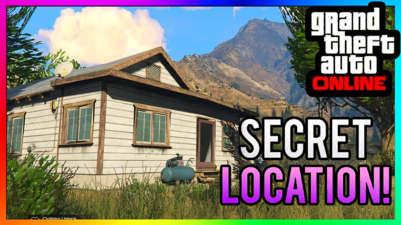 Gta 5 Online New Secret House Invincibility Wallbreach