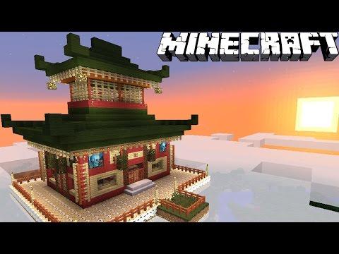 Minecraft: Как построить дом в средневековом стиле (Строим разные дома)