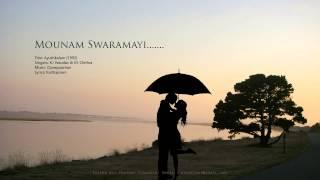 Mounam Swaramay.......by K.J Yesudas & K.S Chithra