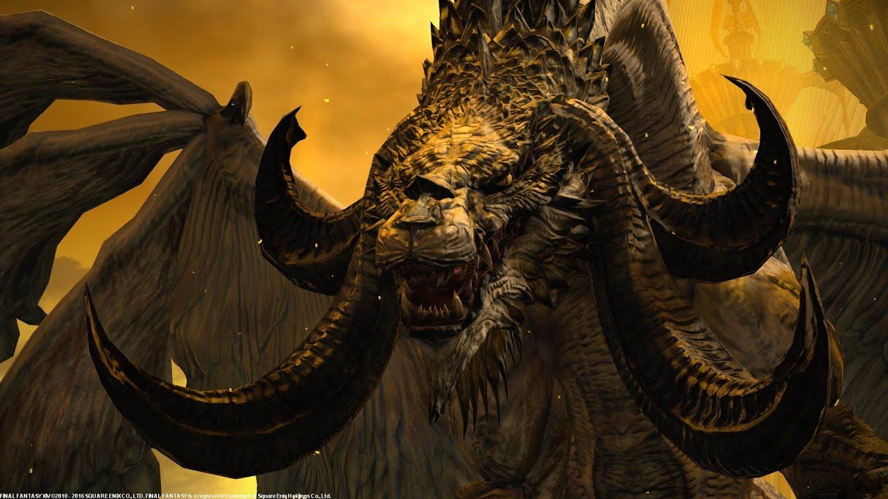Winning Over the Wyrm (Sohr Khai) LvL 60 FFXIV Patch 3 3: Revenge of the  Horde MS Cutscenes