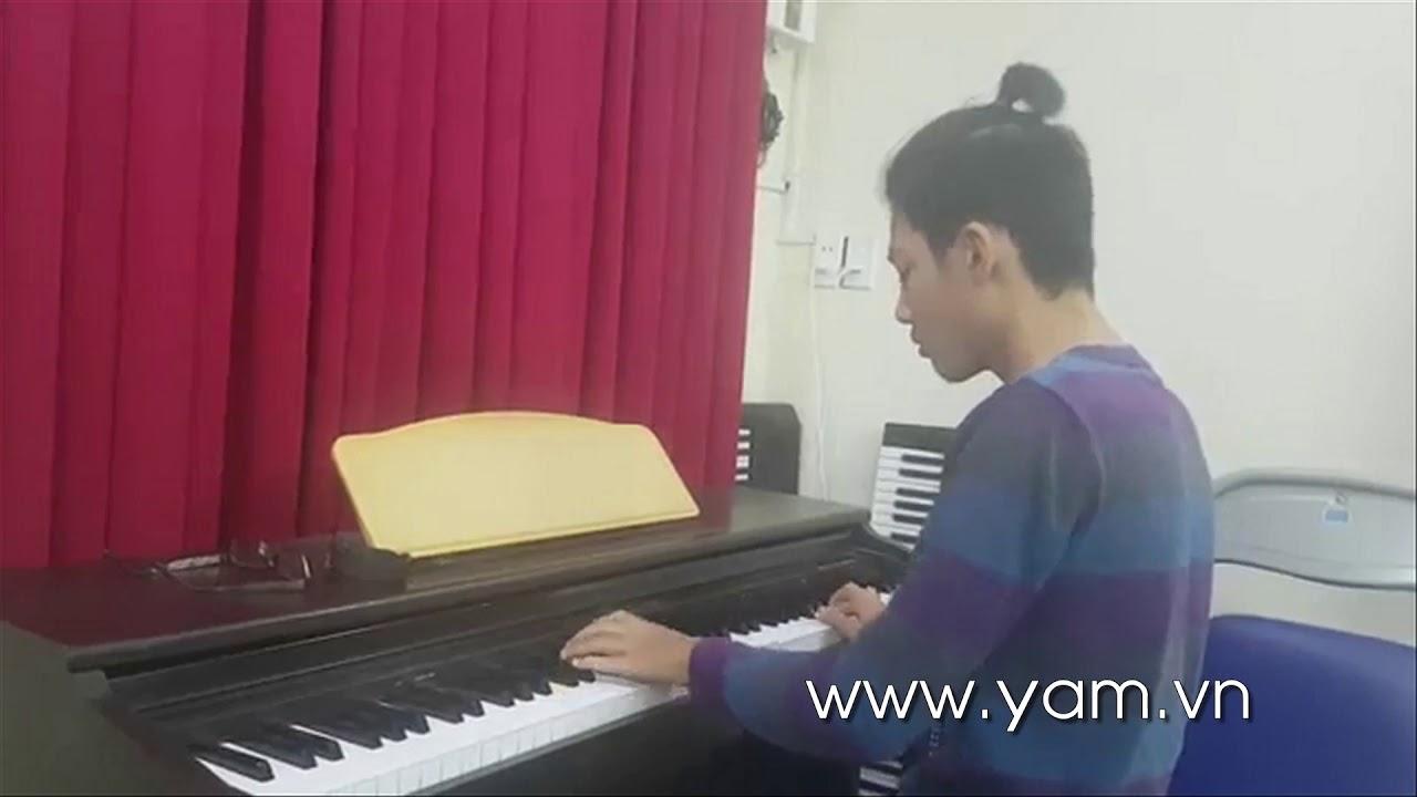 Nguyễn Trung Chính trình bày Spring Time Piano cover - yam.vn