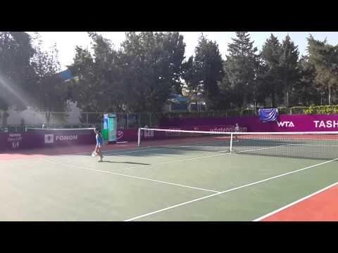 WTA 2014 TASHKENT OPEN
