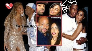 Jay-Z Stole Beyonce from Dame Dash After Aaliyah & Dissed her + Becky Triangle! 💔😱