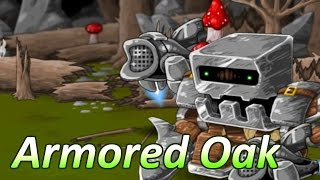Epic Battle Fantasy 4 (Steam) - Armored Oak [Epic Mode]