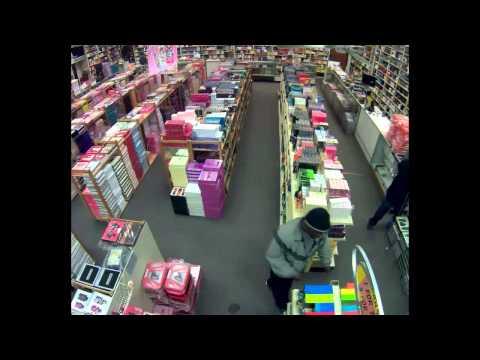 Dallas Wholesale CCTV Cameras Catch Thief