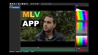 mLV App  Converting RAW 4K Export & Editing Settings  Canon EOS M Magic Lantern RAW Video