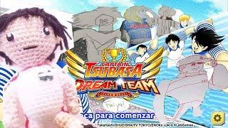 Jugando ando!!!! - Captain Tsubasa Dream Team