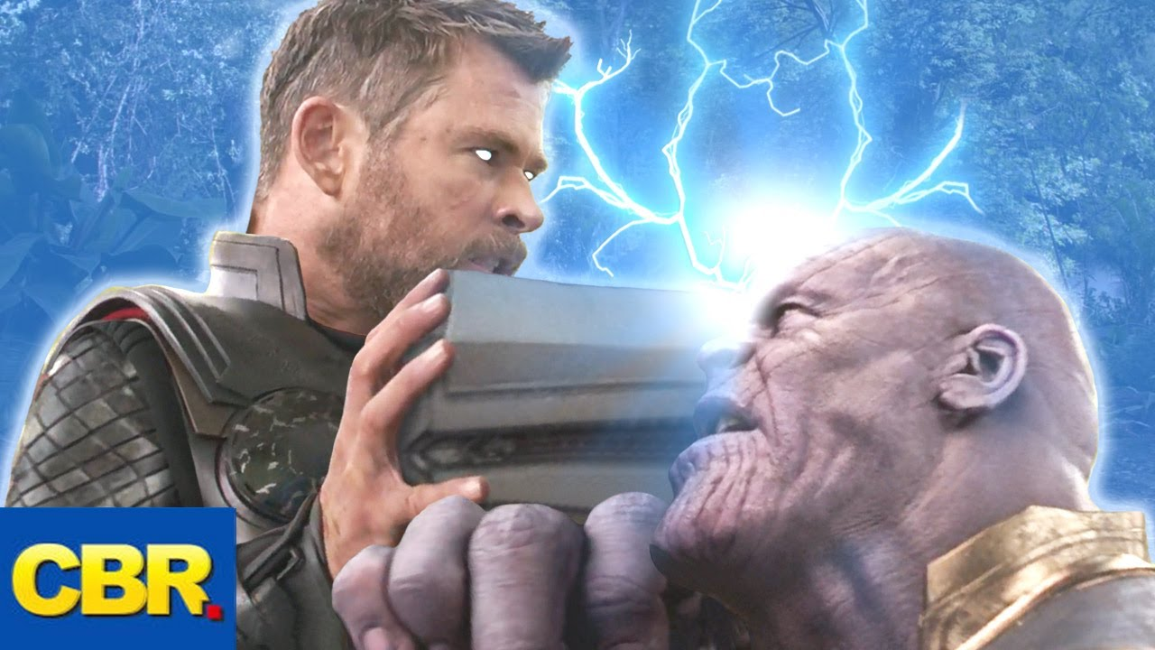 Download What If Thor Went For the Head and Prevented the Snap?