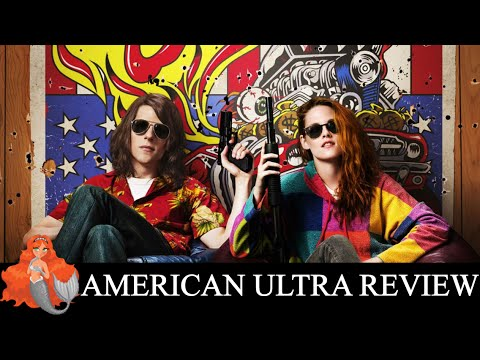 American Ultra Review: Can K-stew and Eisenberg Make this Mash-up a Hit?