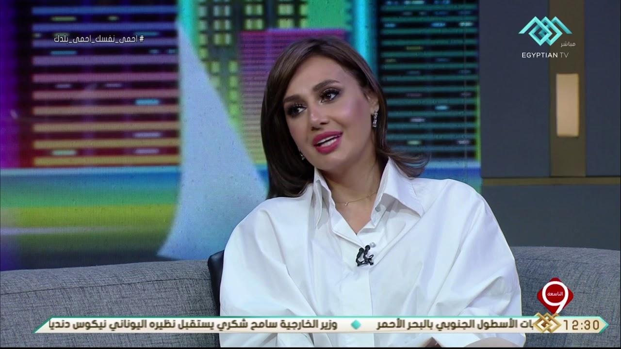 التاسعة | حلا شيحة تدافع عن خلعها للحجاب..الدين ليس شكل بل جوهر ومعاملات