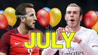 Which Football Star Do You Share A Birthday With? | July