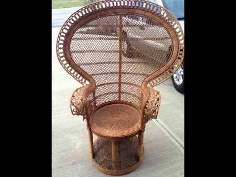 Wicker Chairs, Tables & Ottomans : Wicker Furniture Collection