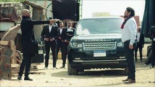 مسلسل الأسطورة - ناصر يقتل بدر بعد خبر قتل توحة - محمد رمضان