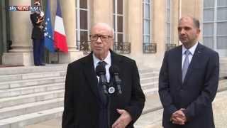 قلق تونسي بعد هجمات باريس