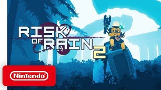 Risk of Rain 2 - Announcement Trailer - Nintendo Switch