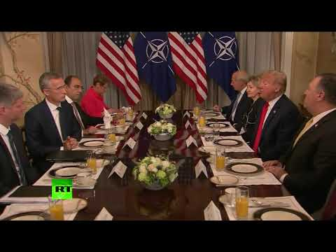 'Germany totally controlled by Russia' – Trump