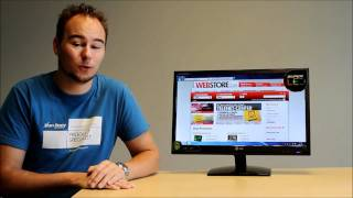 LG E2241 Monitor - Productreview Webstore.be thumbnail