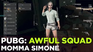 Russ, Nick, Griffin, Pat, and Officer Simone Play PLAYERUNKNOWN