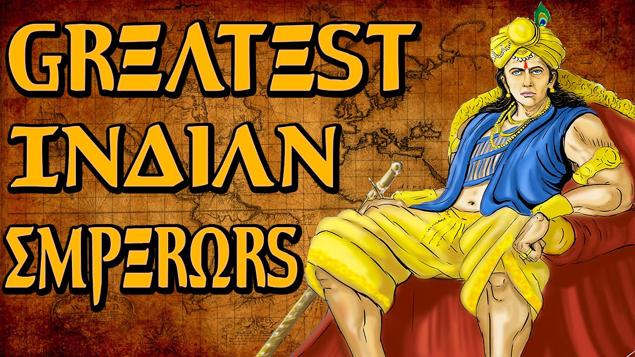 top 5 greatest emperors conquerors rulers kings of india of all time youtube. Black Bedroom Furniture Sets. Home Design Ideas
