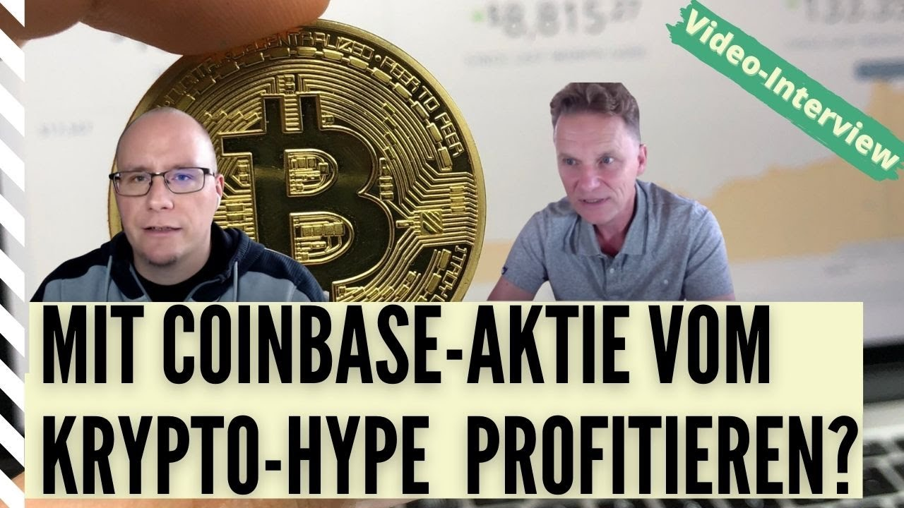 """HGI meets Finanzrocker"" - Video zur Coinbase Aktie"
