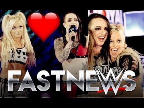 NOVO CASAL GAY NA WWE - FASTNEWS