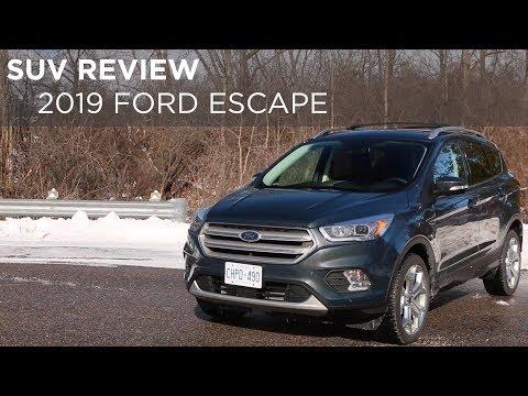 SUV Review | 2019 Ford Escape | Driving.ca