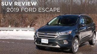 SUV Review | 2019 Ford Escape | Driving.ca