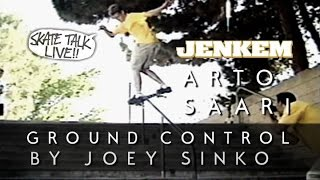 "JENKEM - An Ode to Arto Saari: ""Ground Control"""