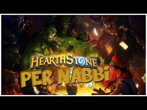 Hearthstone - Il Tutorial divertente per NABBI!  😄 [Seconda Parte con Coach Stefano e n00b Saria!]