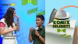 "Luna Maya dan Kikoy ""Gigi Ompong Dikata - katain Mulu"" - Komix Selebriti (14/1)"