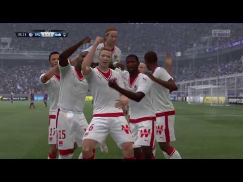 FIFA 17 - Toulouse FC vs Girondins de Bordeaux @ Waldstadion