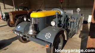 Gambar cover David Brown Airfield Tractor