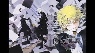 Pandora Hearts Parallel hearts instrumental