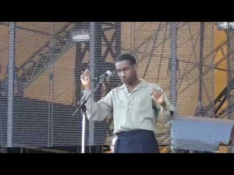 Leon Bridges Brown Skin Girl 2015 ACL Music Festival