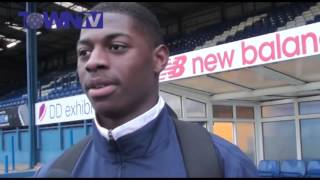 INTERVIEW | Sullay Kaikai post Bury (A) - Town TV